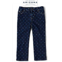 Jeans Nina 5 Anos Stretch Pantalones Mezclilla Arizona Bello