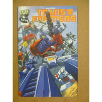 Comic Transformers El 1 Cuento Envio Gratis Optimus Maa