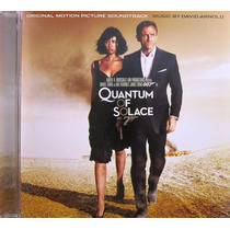 Soundtrack - Quantum Of Solace 007