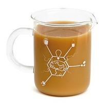 Taza Vaso Precipitados Science Cup Geek Transparente Ciencia