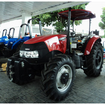 Tractor Agrícola Case Farmall 75 Jx 4wd Y 100 Jx 2wd Nuevos