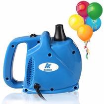 Bomba Para Inflar Globos Portable Eléctrica Assem Azul
