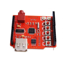 Mp3 Usb-sd Shield Wav (arduino, Avr, Pic)