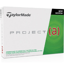12 Pelotas Taylormade Project A Golf Balls Amateur Low Swing