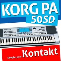 Samples Korg Pa Sd 50 Para Kontakt En Formato Nki
