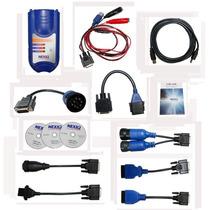 Nexiq Usb Link Con Set De Conectores Y Softwares