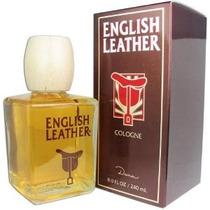 Perfume English Leather Cologne Splash Caballero 240ml