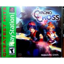 Chrono Cross - Play Station 1 - Rpg