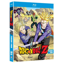 Dragon Ball Z Temporada 4 Cuatro Importada Anime En Blu-ray