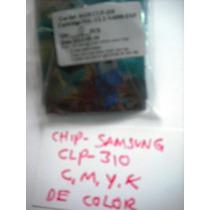 Chip Samsung Mlt-d205,104, 105, 109, 209, Clp-310, 320, 3175