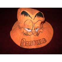 Bonitos Gorros Para Bebe O Niño De Garfield Original Vv4