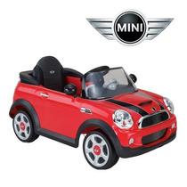 Carrito Electrico Minicooper A Control Remoto Prinsel Rm4