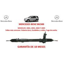 Caja Direccion Hidraulica Cremallera Mercedes Benz Ml500 02