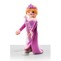 Playmobil 5459 Figura Serie 6 Miss Reina #4 Ciudad Retromex