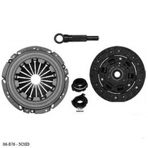 Kit Clutch Renault Kangoo 1.6 Lts 2007 2008 2009 2010 2011