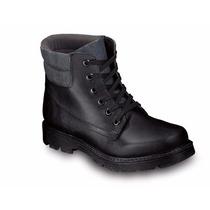 Zapato Escolar Para Niño Marca Ferrato Modelo 14423