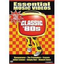 Dvd Original Essential Music Videos Classic 80s Howard Jones