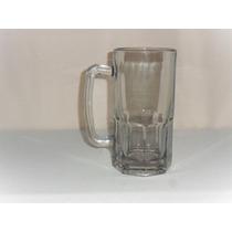 Tarro Cervecero De Cristal De A Litro Liso