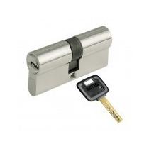Candado, Cilindro De Alta Seguridad 6.6cm, De Acero Vv4