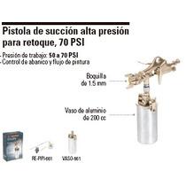 Pistola De Succion Alta Presion 70 Psi Truper 19230