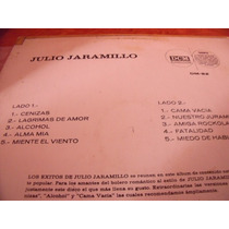 Lp Julio Jaramillo, Exitos, Envio Gratis