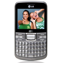 Lg C-205 Bluetooth, Mp3, Redes Sociales, Whatsapp, Cam 1.2mp