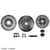 Kit Clutch Ibiza Fr 1.8 T 1999 2000 2001 2002 2003 / 5 Vel