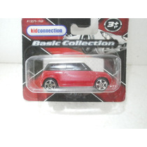 Maisto Kid Connection Mini Cooper Rojo 1:64