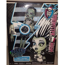 Monster High Frankie Stein Ghoules Alive Mattel Nueva