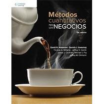 Metodos Cuantitativos Para Los Negocios - Anderson +regalo