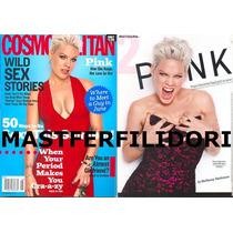 Pink Revista Cosmopolitan De Mexico Junio 2012 P!nk