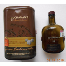 Buchanans De Luxe 18 Years - 750 Ml Estuche C/botella Vacia