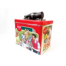 Lonchera Coca Cola De Coleccion Vintage Edicion Limitada Vbf