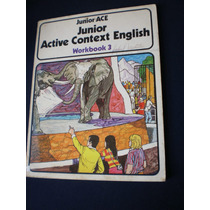 Junior Active Context English - Worbook 3