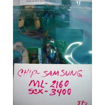 Chip Samsung Mlt-d101, Mlt-d117s, Ml-2160, 2165,scx-3400