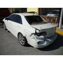 Mazda 6. 6cil Por Partes , Piezas , Autopartes, Por Partes