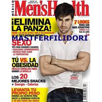 Enrique Iglesias Revista Mens Health Mexico Abril 2014