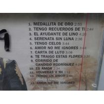 8f31c0b78679 Chuy Vega Mi Medallita De Oro Cd Nuevo Sellado en venta en Juárez ...