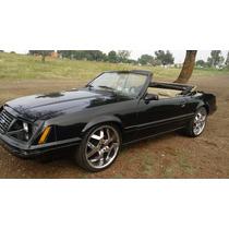 Mustang 1983 1/4 Milla