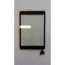 Touch Digitalizador Ipad Mini 1 Y 2 Conector Ic Boton Home