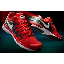 Tenis Nike Zoom Vapor 9.5 Tour 2014 Federer Nadal Barricade