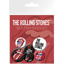 The Rolling Stones Insignia - Labios Paquete Rock N Roll