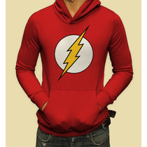 Sudadera King Monster Caballero Mod: Flash Dc Comics