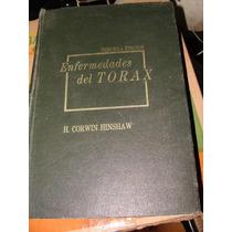 Libro Enfermedades Del Torax, H. Corwin Hinshaw