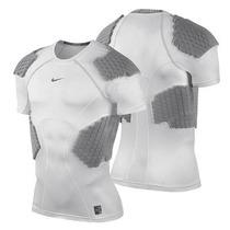 Nike Camisa Con Protecciones Para Americano O Basketball Pro