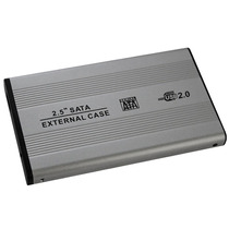 Case Externo Para Discos Duros Sata De 2.5 De Laptop