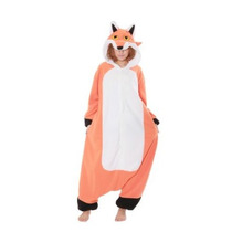 Red Fox Kigurumi - Traje Adulto