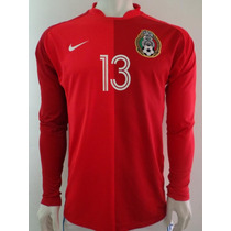 Playera Mexico Utileria Memo Ochoa Mundial 2006