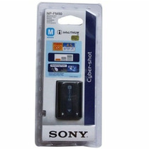 Bateria Original Sony Np-fm50 Dcrtrv50 Trv530 Trv6 Trv70