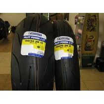 Llanta Michelin Pilot Power 2ct / Envio Totalmente Gratis